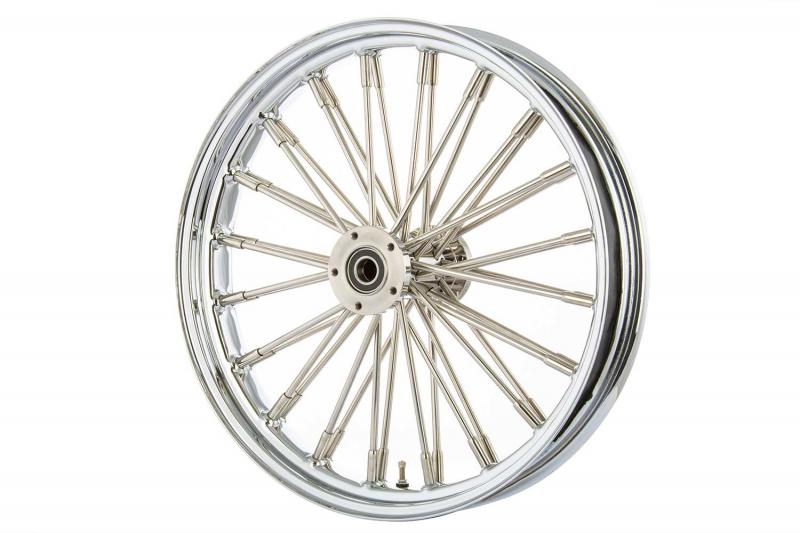 TTS Bigspoke Wheel 35021 40 Speichen parallel gespeicht